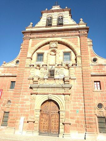Alcazar de San Juan, إسبانيا: Fachada