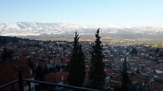 Amfikleia, Grecja: Hotel & Junior Suites Kiriaki