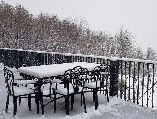 Kukes, Albanien: Winter