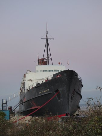 TSS Duke of Lancaster (The Funship)