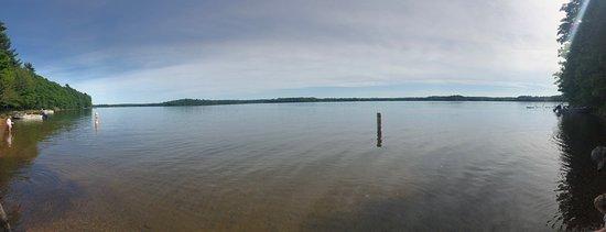 Lake Tomahawk, WI: Indian Mound Campground