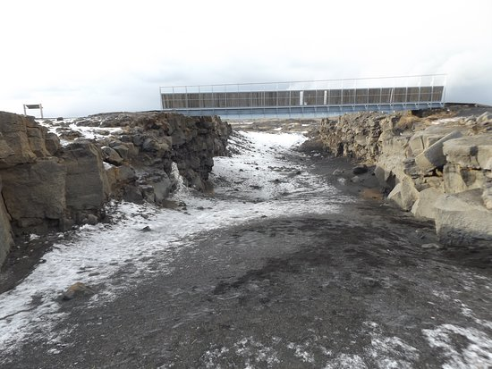 Keflavik, Iceland: The Bridge between two Continents