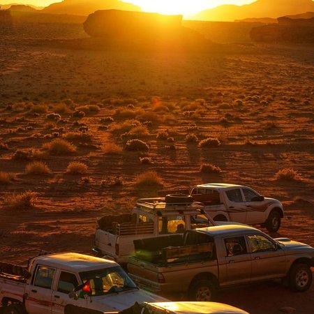 Wadi Rum, Jordan: Oasis Bedouin Tour