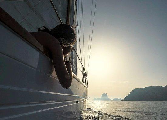 Ibiza-Daysailing