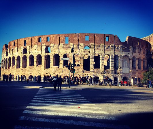 Colosseum: Impresionante