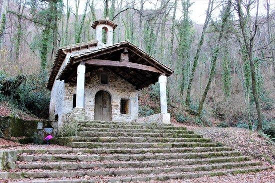 Les Preses, Spanje: Sant Marti del Corb