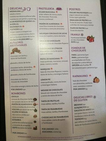 Chocolatería delicatessen