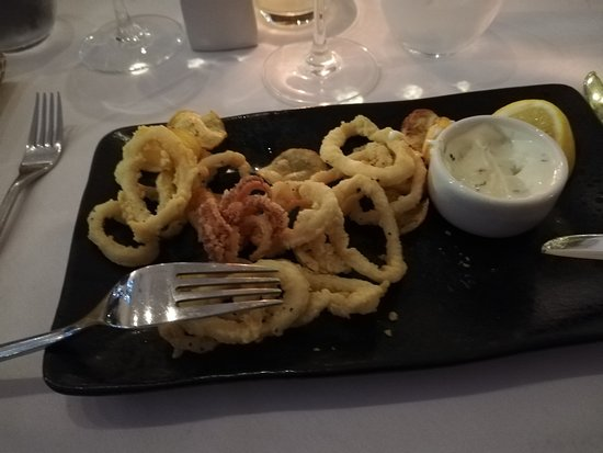 Rosso Restaurant and Bar: This was the £12 starter