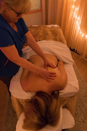 Swedish Massage: A massage technique characterized by its firm, yet calming pressure that improves blood circulation, eases muscle tension and improves flexibility. The massage employs a series of long gliding strokes, kneading of the muscles and vibration tapping. The various massage techniques that are applied during the treatment encourage blood circulation and disposal of bodily wastes. The present day sports massage is a direct descendant of the Swedish massage.