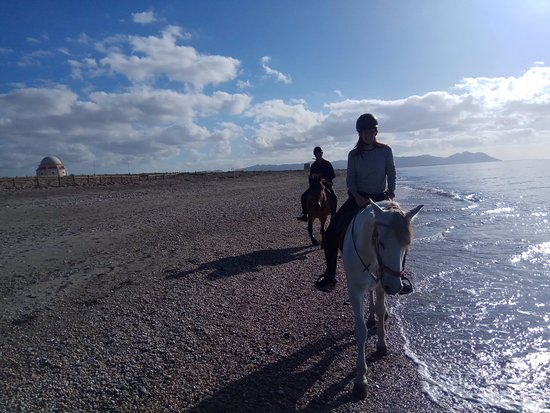 Horseback Riding Tour in Andalucia: Cabo de Gata