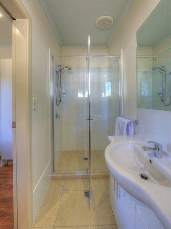 Warwick, Australia: Studio Unit bathroom