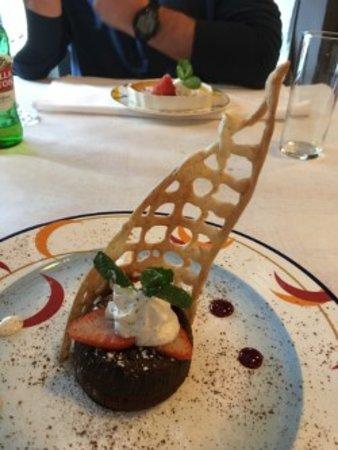 Paname: My volcano chocolate cake