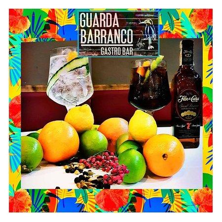 Province of Zaragoza, Spain: Gin tonic, Cuba Libre, Mojitos y mas...