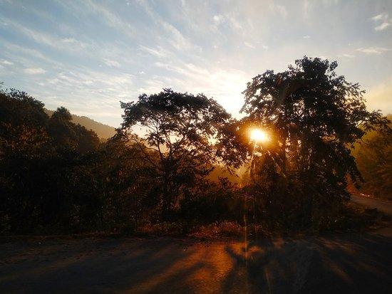 Keng Tung, Myanmar: Sunrise