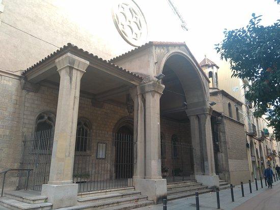 Parroquia de Santa María del Taulat