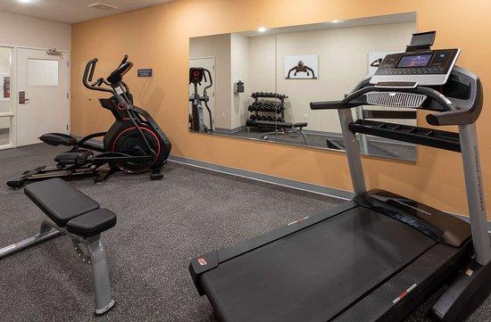 GrandStay Milbank Fitness