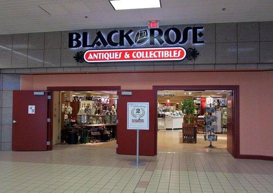 Phillipsburg, NJ: Black Rose Antique Mall