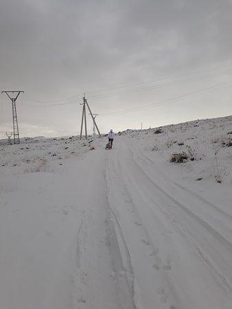 Арагацотн, Армения: Aragats mountain, near Amberd hotel