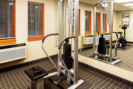 Plainfield, CT: Fitness center