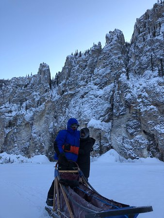 Bilde fra Bush Alaska Expeditions Dog Sled Tours