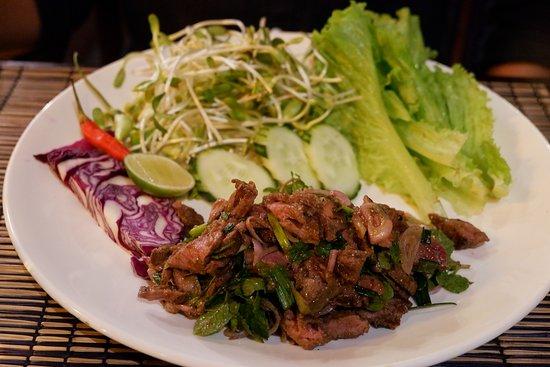 Sena Steak House: Laotian Meal