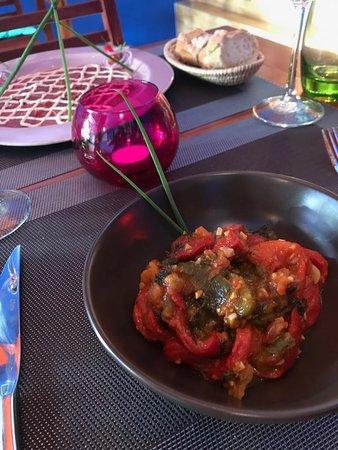Mechouia Marocainne Marocco Mechouia Salad