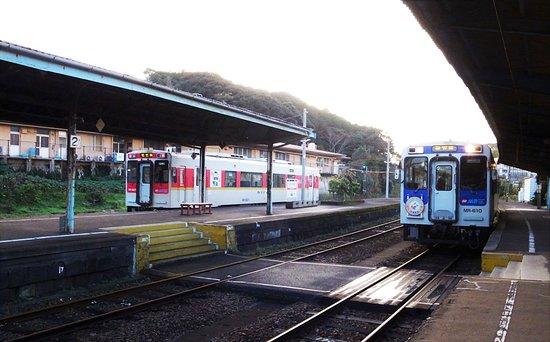 Tabira-Hiradoguchi Station