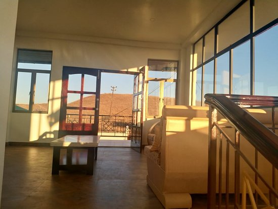 Foto de San Nael la Resort, Sohra: View from the Lobby