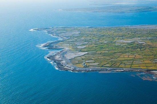 Aran Islands Scenic Flight og Galway...