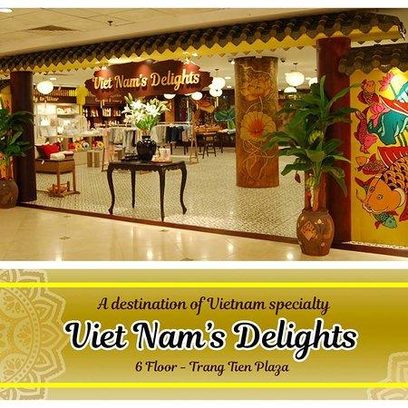Vietnam's Delights (Souvenir & Gift Shop)