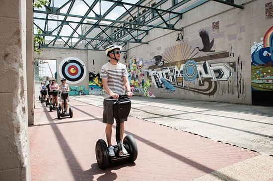 Richmond Street Art Segway Tour