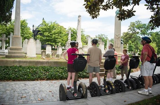 Hollywood Cemetery Segway Tour in...