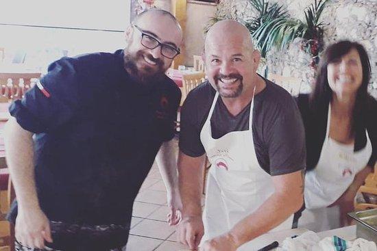 Cours de cuisine Taormina
