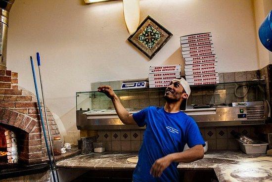 Cours de cuisine à pizza