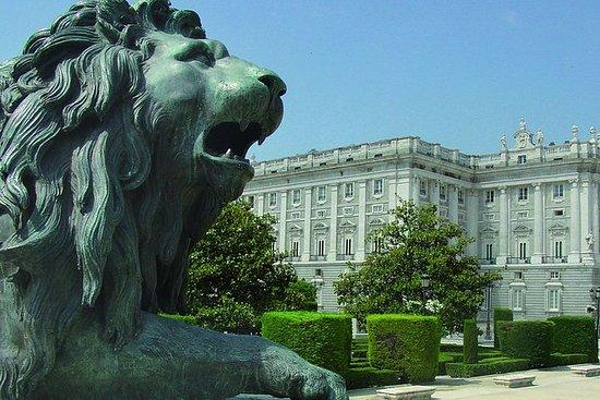 Tour guidato di 5 giorni a Madrid da