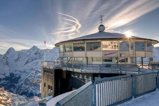 Schilthorn - 007-James-Bond-Welt ...