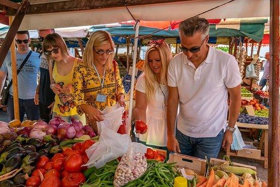 Zadar Market Tour og Cooking Class