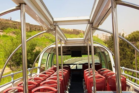 Amman City Tour - RED BUS