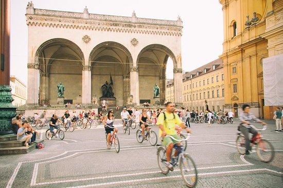 Munich 3-hour City Highlights Bike...