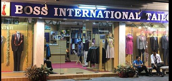 Boss International Tailor