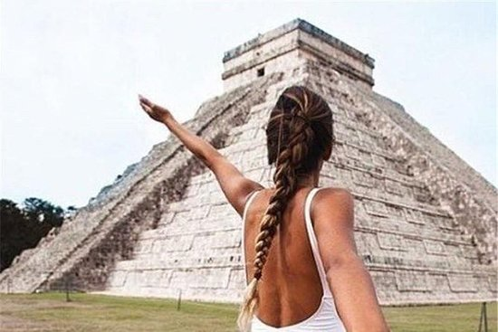 Incredibile tour di Chichen Itza e