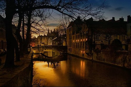 Bruges by Night - Private Tour