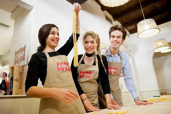 Handmade Pasta Cooking Class in...