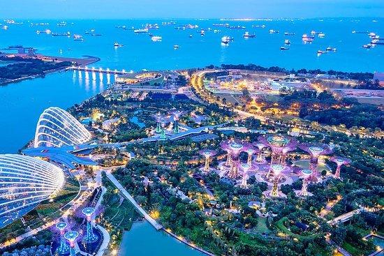 COMBO: Marina Bay Sands & Gardens...