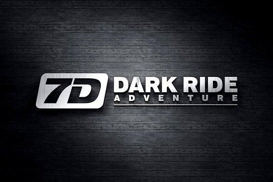 7D Dark Ride Adventure Child's Ticket