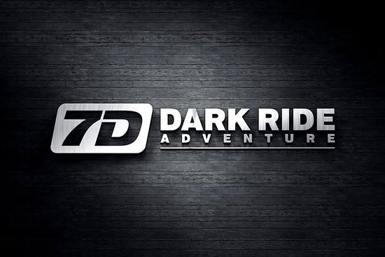 7D Dark Ride Adventure Child's Ticket