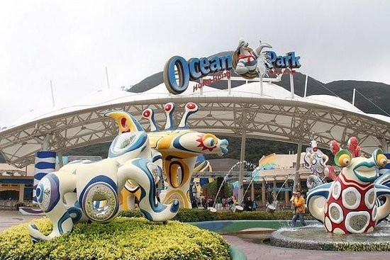 OCEAN PARK HONG KONG (Admission Plus...