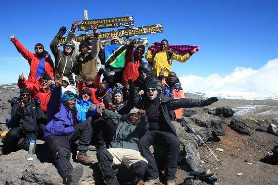 Climb Mt Kilimanjaro via Machame...