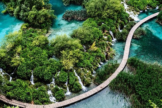 Plitvice Lakes National Park Adventure