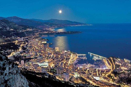 Monaco om natten - Privat og guidet...